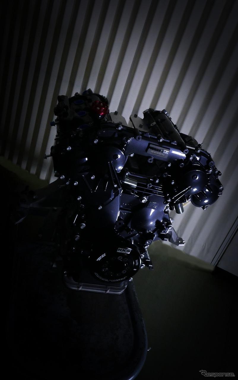 VR38DETT 4.3L STEP Pro+《写真提供 HKS》