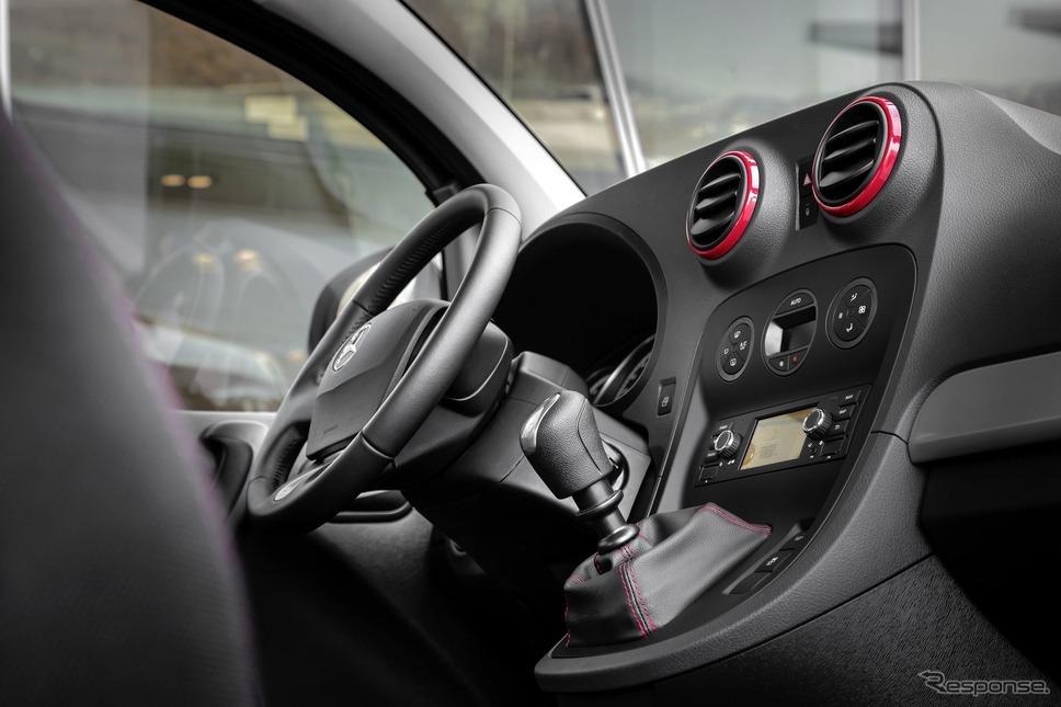 メルセデスベンツ・シタン・ツアラー現行型(参考)《photo by Mercedes-Benz》