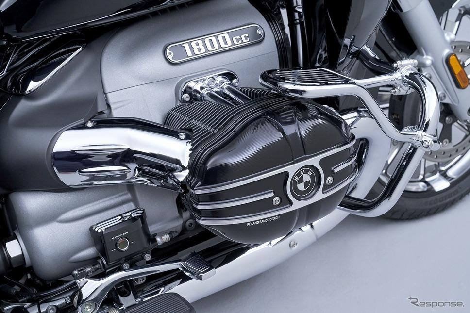 BMW R18トランスコンチネンタル《写真提供 ビー・エム・ダブリュー》