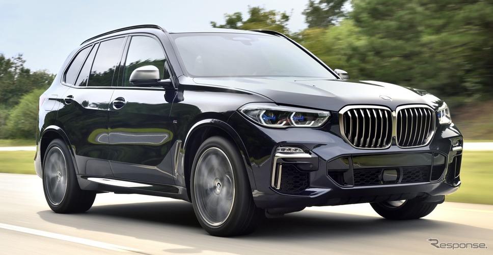 BMW X5《photo by BMW》