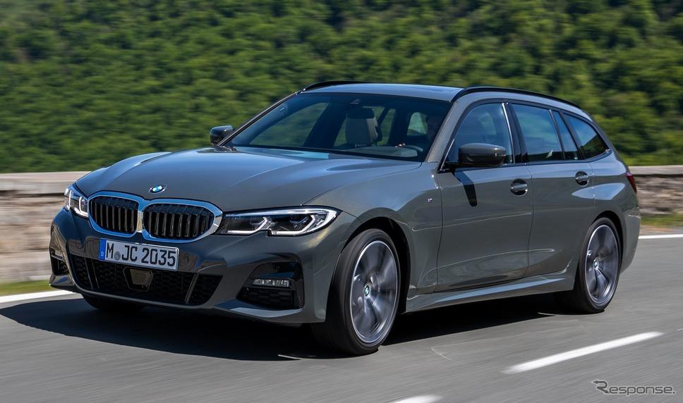 BMW 3シリーズ・ツーリング《photo by BMW》