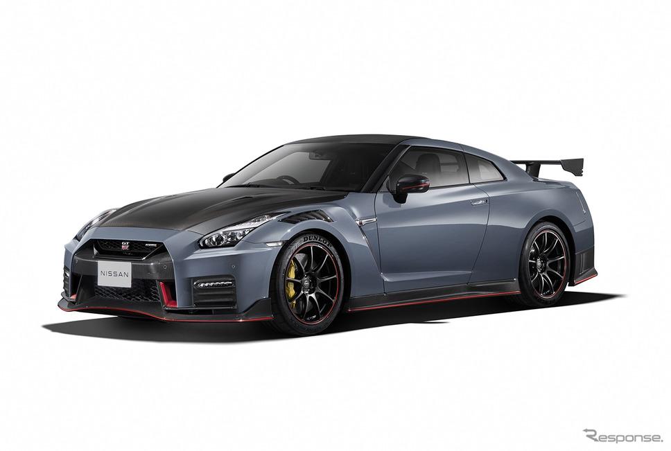 日産GT-Rニスモ スペシャルエディション(2022年モデル)《写真提供 日産自動車》