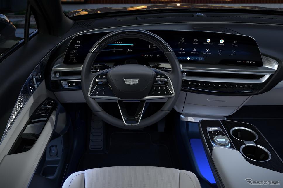 キャデラック・リリック《photo by Cadillac》