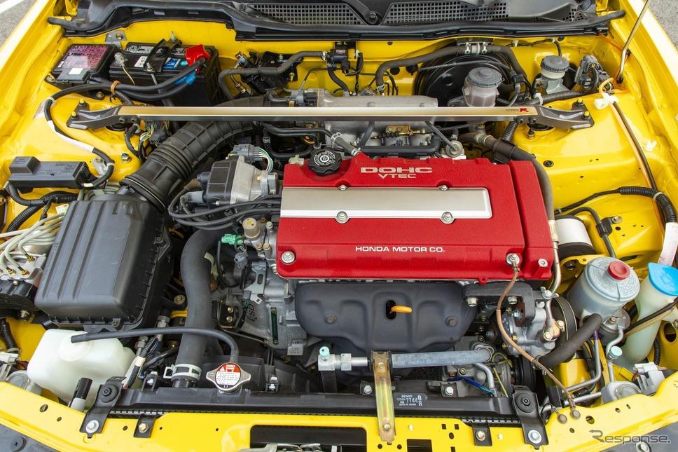 初代アキュラ・インテグラ・タイプR の2001年モデル(参考)《photo by Acura》