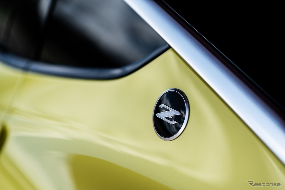 日産フェアレディZプロトタイプ《写真提供 日産自動車》