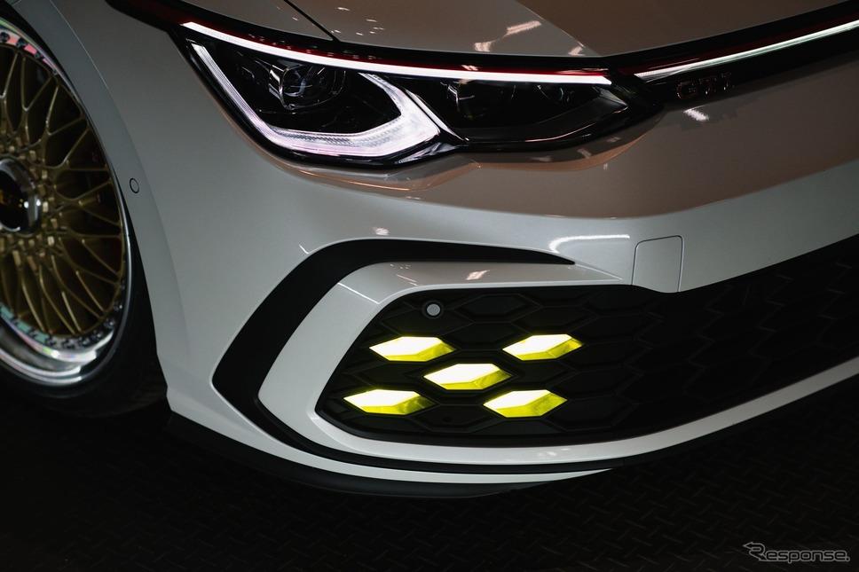 フォルクスワーゲン GTI BBS コンセプト《photo by VW》