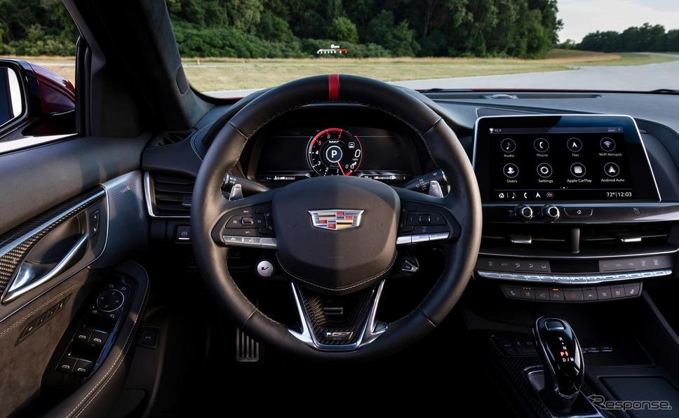 キャデラック CT5-V ブラックウィング《photo by Cadillac》