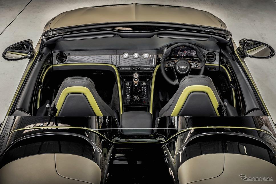 ベントレー・マリナー・バカラルの第1号車《photo by Bentley》