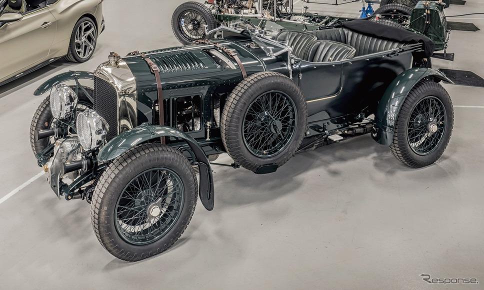 ベントレー・ブロワー・コンティニュエーション・シリーズ の第1号車《photo by Bentley》