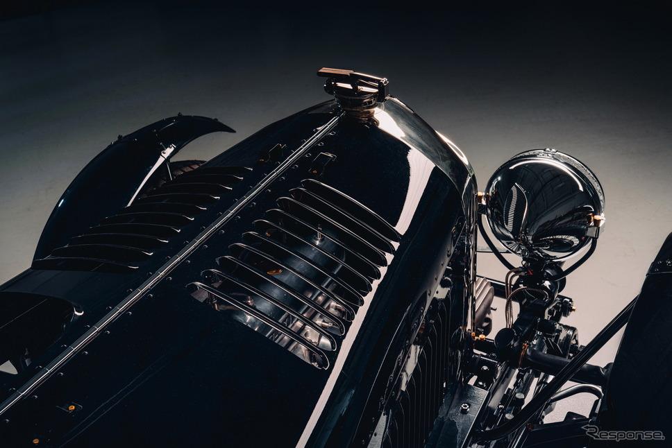 ベントレー・ブロワー のプロトタイプ《photo by Bentley》
