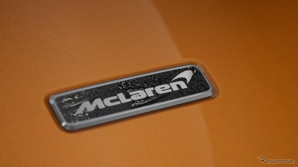マクラーレン・エルバ「M6A テーマ by MSO」《photo by McLaren Automotive》