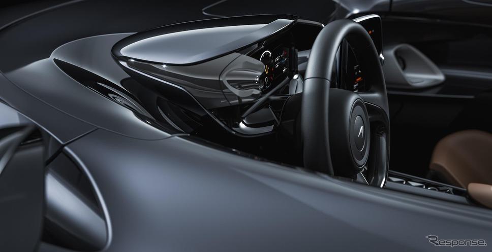 マクラーレン・エルバ《photo by McLaren Automotive》