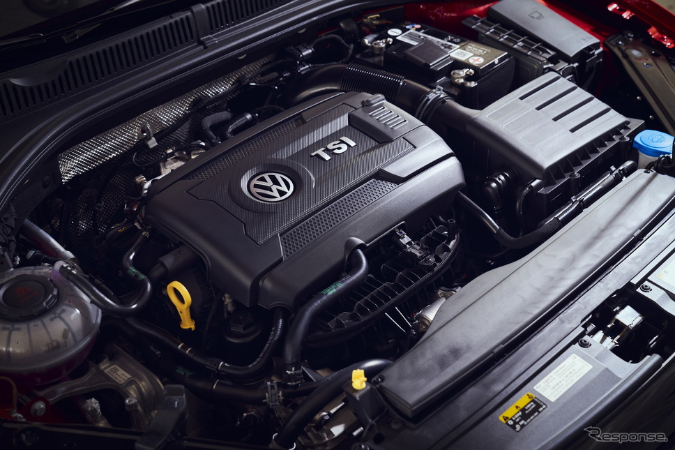 フォルクスワーゲン・ジェッタ GLI 改良新型《photo by VW》