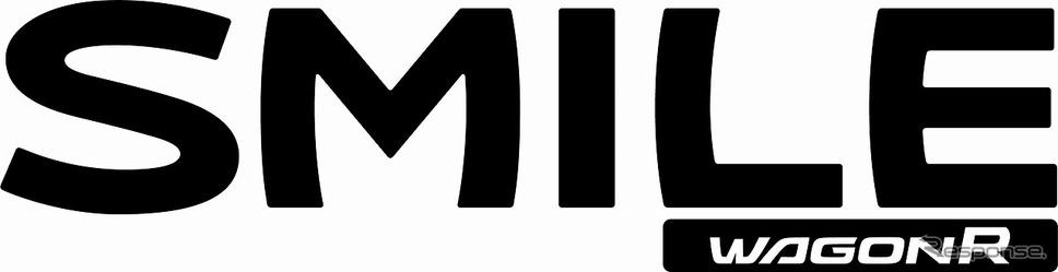 スズキ ワゴンRスマイル ロゴ《写真提供 スズキ》