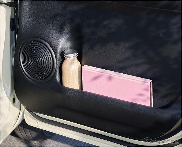 スズキ ワゴンRスマイル フロントアームレストボックス《写真提供 スズキ》