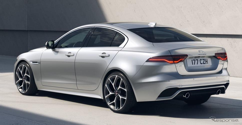 ジャガー XE の2022年モデル《photo by Jaguar》