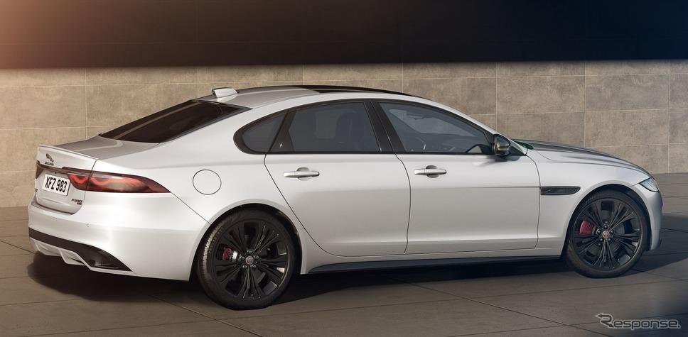 ジャガー XF の2022年モデル《photo by Jaguar》