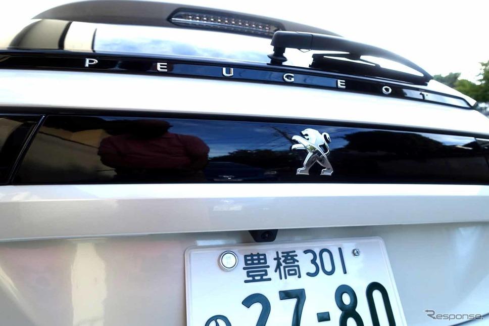 プジョー 508SW GT ハイブリッド《写真撮影 中村孝仁》