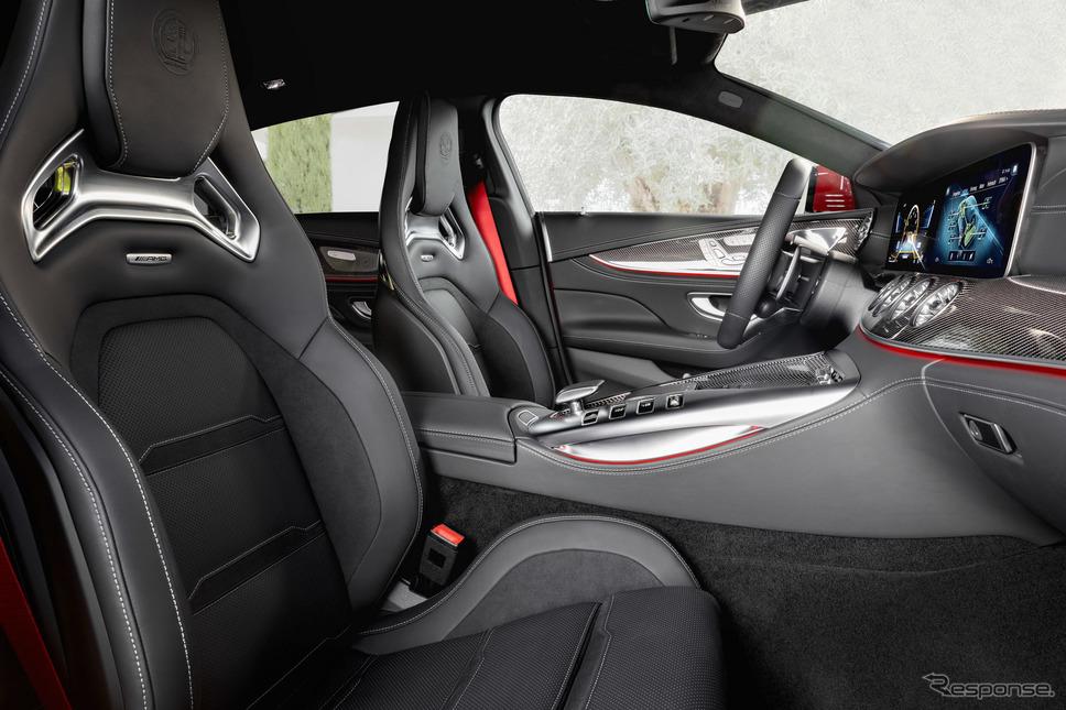 メルセデスAMG GT 63 S Eパフォーマンス《photo by Mercedes-Benz》
