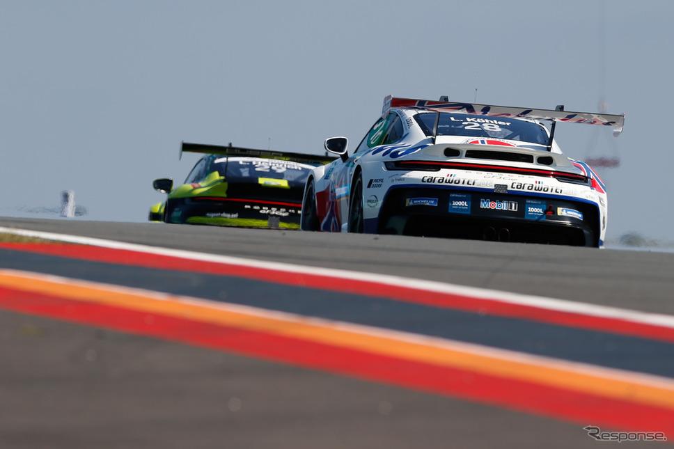 ポルシェ911 GT3カップ(欧州)《photo by Porsche》