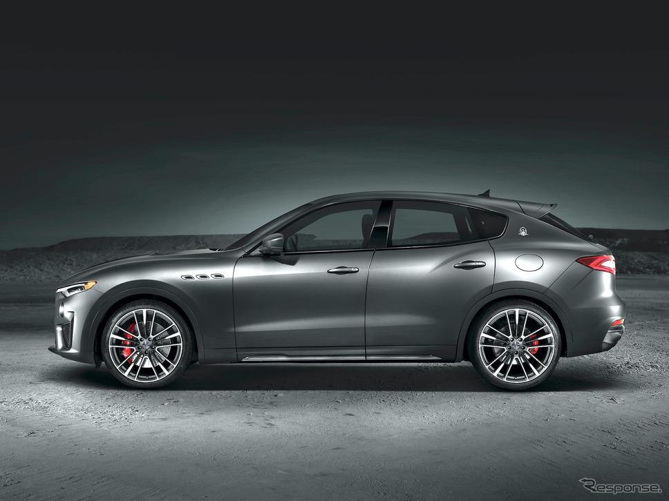 マセラティ・レヴァンテ・トロフェオ《photo by Maserati》