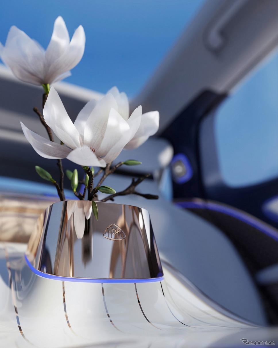 コンセプト・メルセデスマイバッハ EQS《photo by Mercedes-Benz》