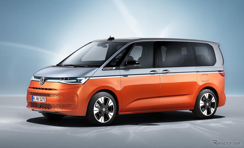 フォルクスワーゲン・マルチバン 新型《photo by VW》