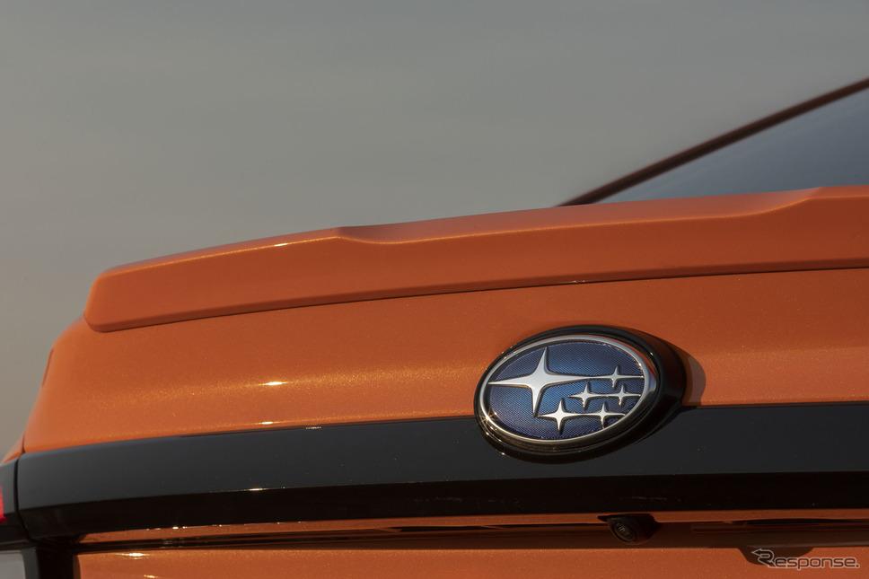 スバル WRX 新型《photo by SUBARU》