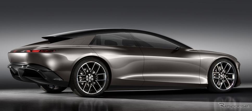 アウディ・グランドスフィア《photo by Audi》