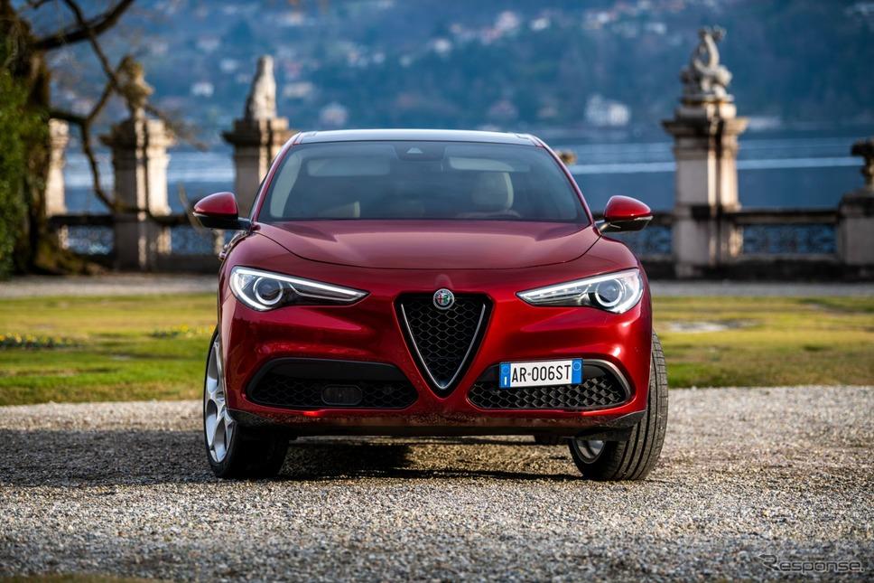 アルファロメオ・ステルヴィオ「6Cヴィラ・デステ」《photo by Alfa Romeo》