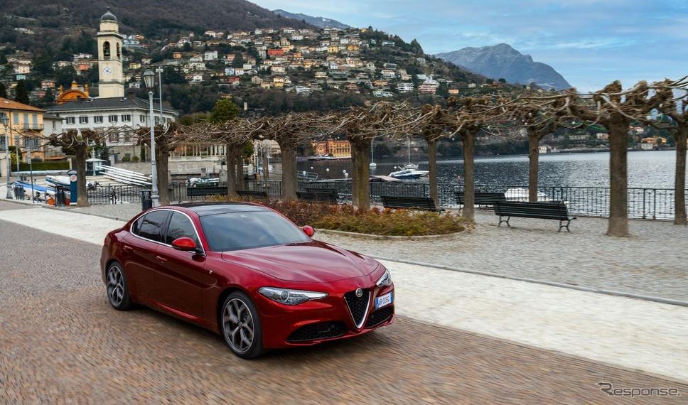 アルファロメオ・ジュリア「6Cヴィラ・デステ」《photo by Alfa Romeo》