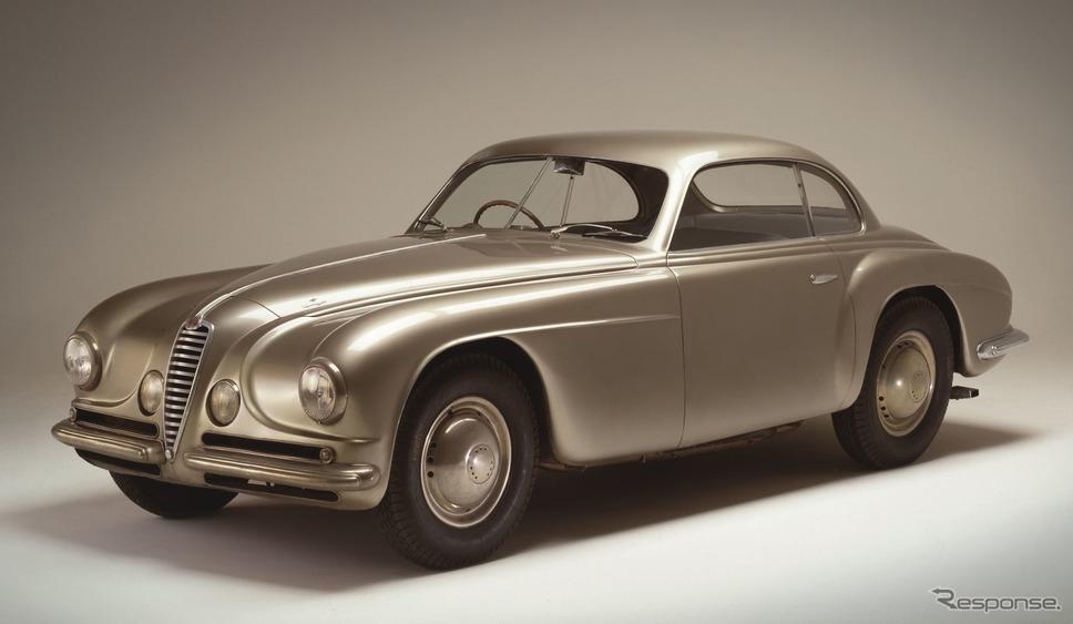アルファロメオ 6C 2500 SS《photo by Alfa Romeo》