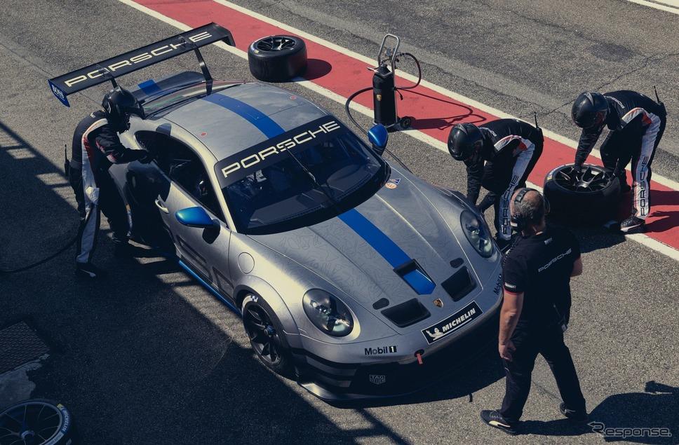 ポルシェ 911 GT3 カップ 新型《photo by Porsche》