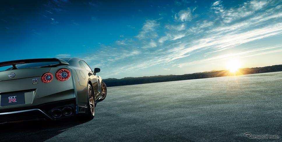 日産 GT-R 2022年モデル《写真提供 日産自動車》