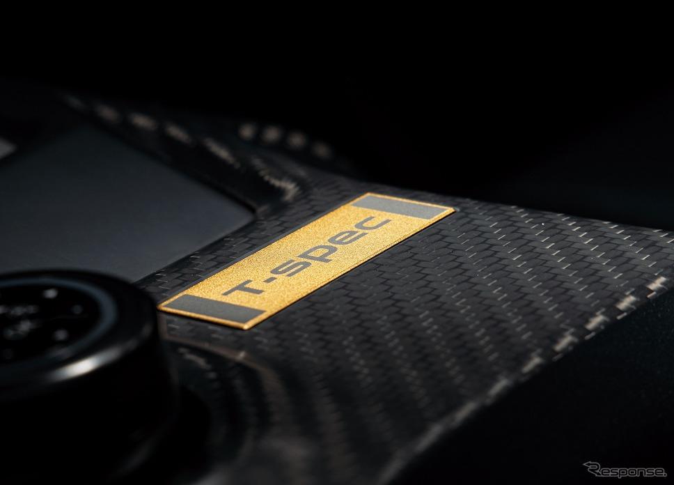 日産 GT-R トラックエディション エンジニアード by NISMO T-スペック 特別装備《写真提供 日産自動車》