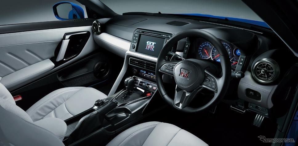 日産 GT-R プレミアムエディション(内装色:ライトグレー)《写真提供 日産自動車》