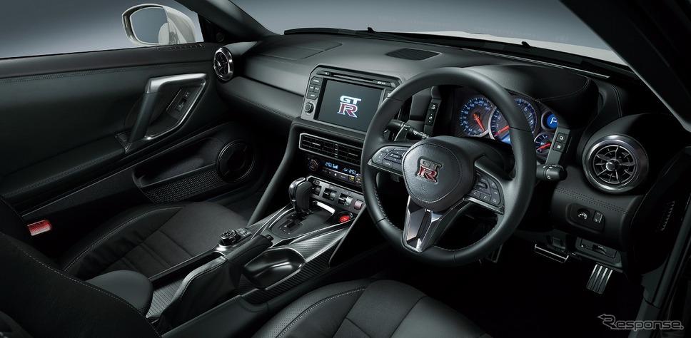 日産 GT-R ピュアエディション(内装色:ブラック)《写真提供 日産自動車》