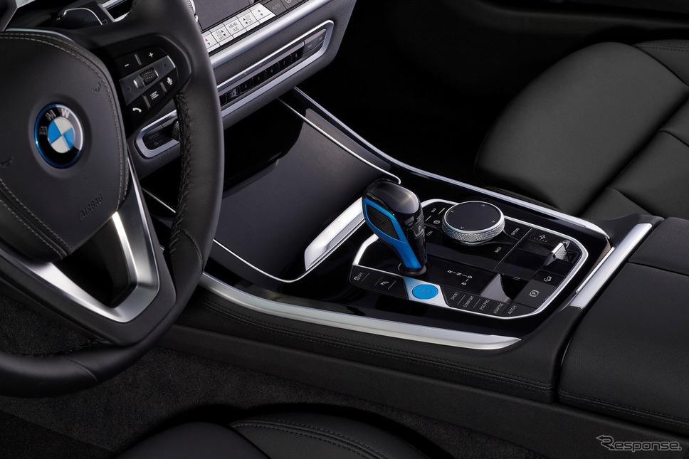 BMW iX5 ハイドロジェン《photo by BMW》