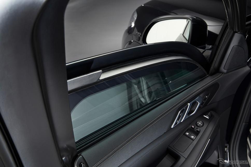 BMW コンセプト iX5 ハイドロジェン・プロテクションVR6《photo by BMW》