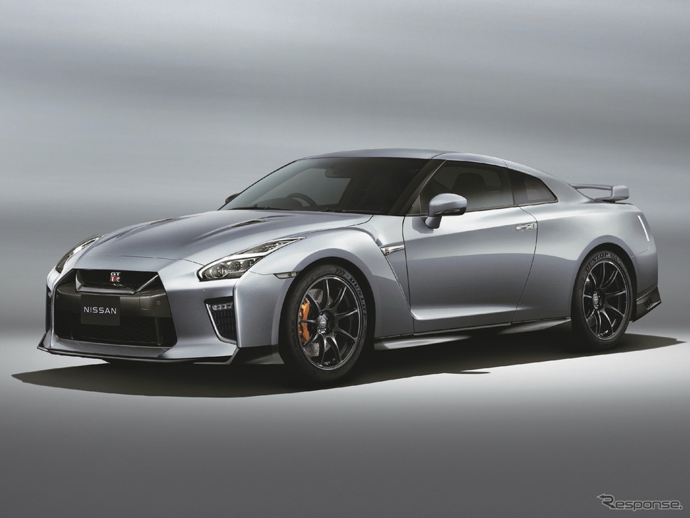 GT-R Track edition engineered by NISMO《写真提供 日産自動車》