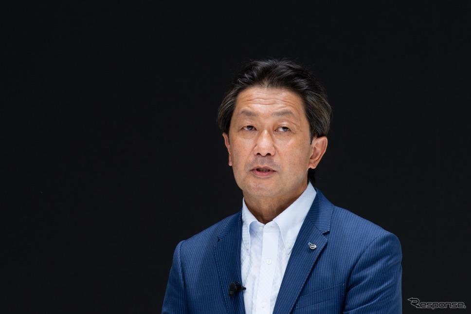 日産グローバルデザイン本部アドバンスドデザイン部担当部長の山口勉氏《日産自動車提供》