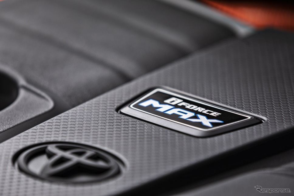 トヨタ・タンドラ 新型の次世代「iForce MAX」エンジン《photo by Toyota》