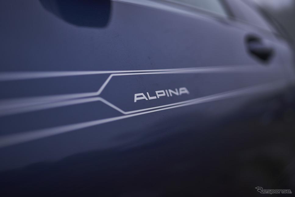 BMW アルピナ B3 リムジン《写真提供 ニコルオートモビルズ》