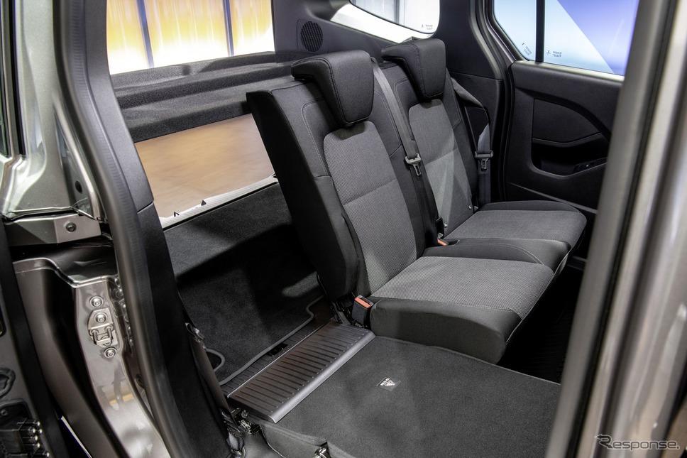 メルセデスベンツ・シタン 新型《photo by Mercedes-Benz》