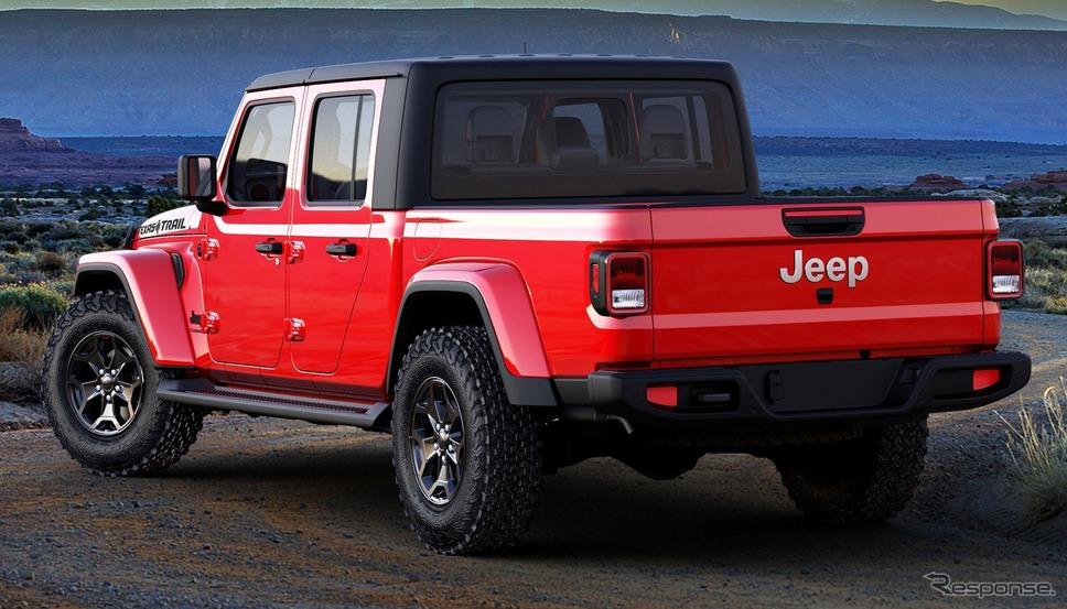 ジープ・グラディエーター(米国仕様)《photo by Jeep》