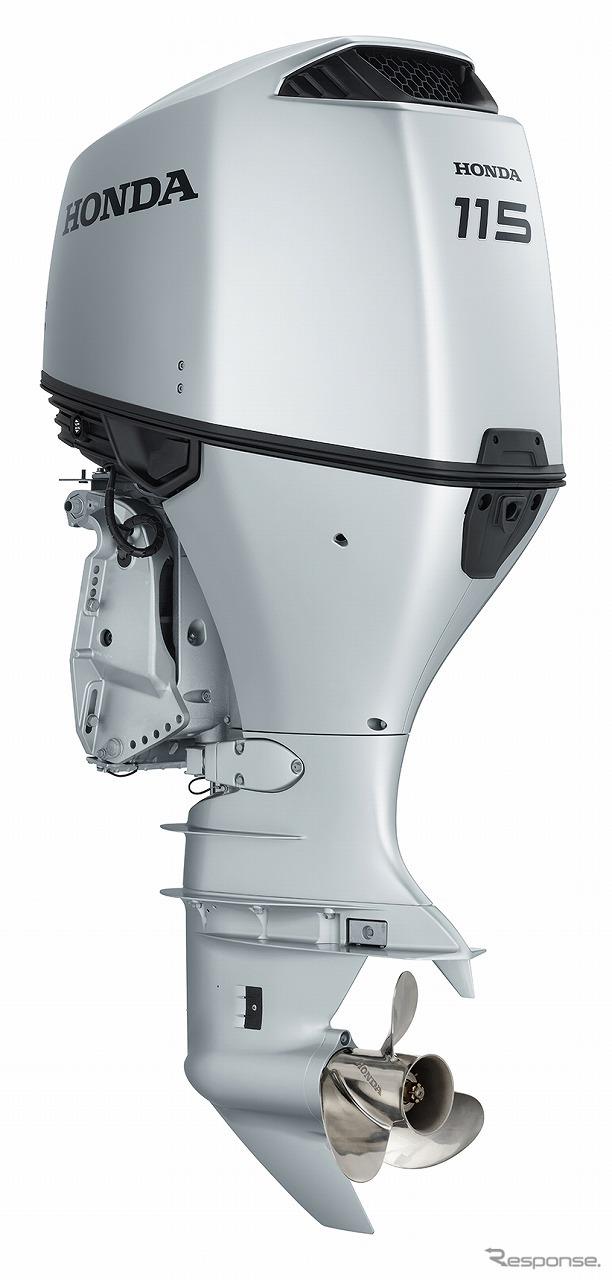 新型BF115《写真提供 本田技研工業》