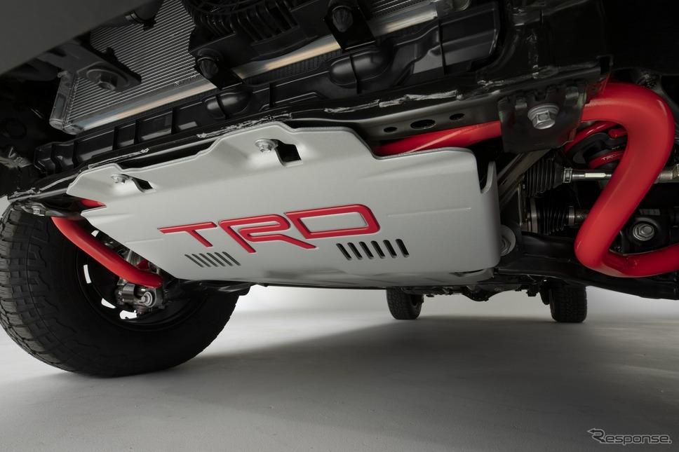 トヨタ・タンドラ 新型《photo by Toyota》