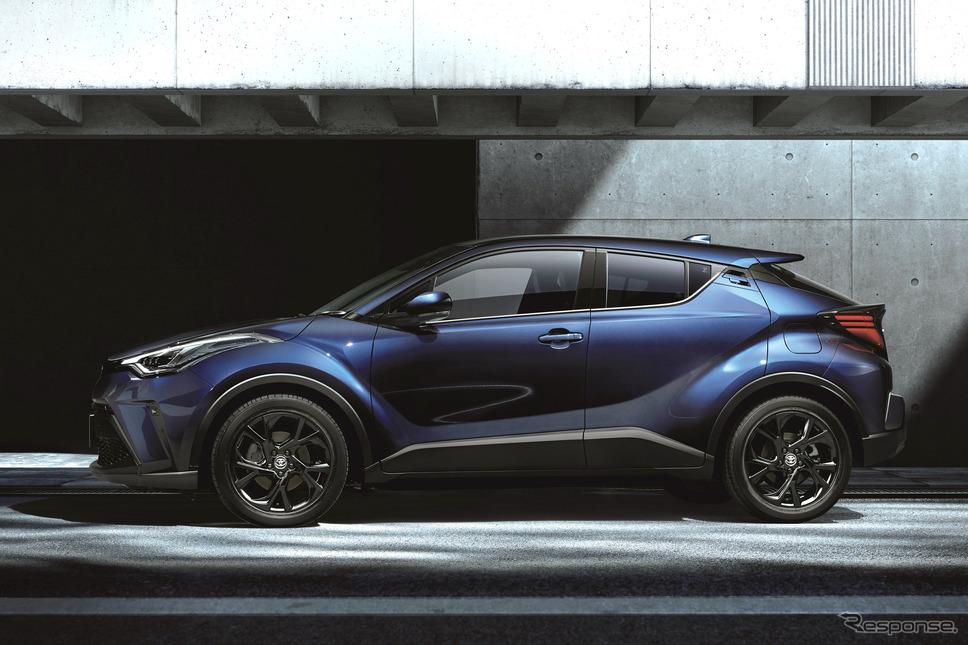 トヨタC-HR《写真提供 トヨタ自動車》