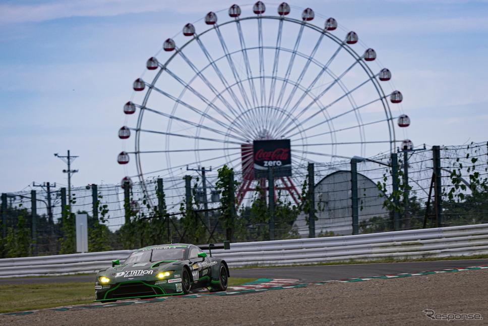 2021スーパー耐久第5戦鈴鹿《撮影 益田和久》
