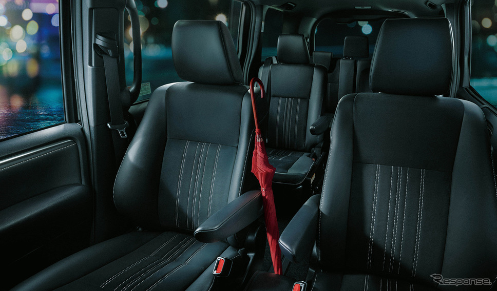 トヨタ・エスクァイア《写真提供 トヨタ自動車》